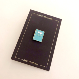 JAPANESE NOTEBOOK PIN