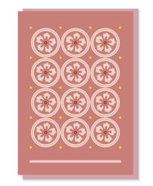 VINTAGE FLOWER ROSE