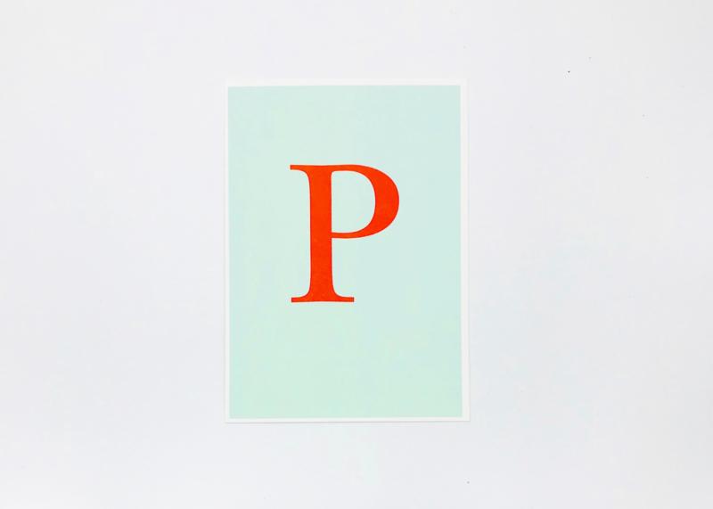 P card