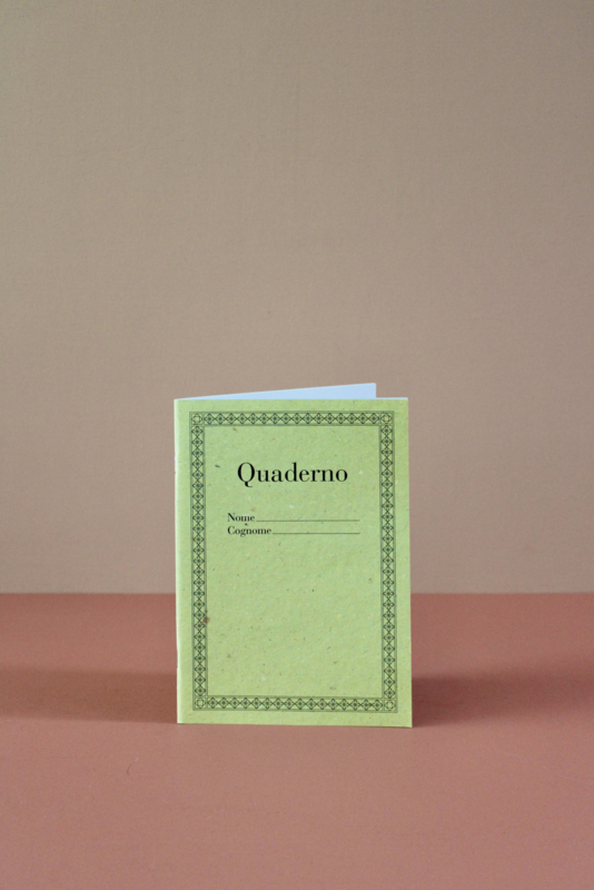 Quaderno Lemon