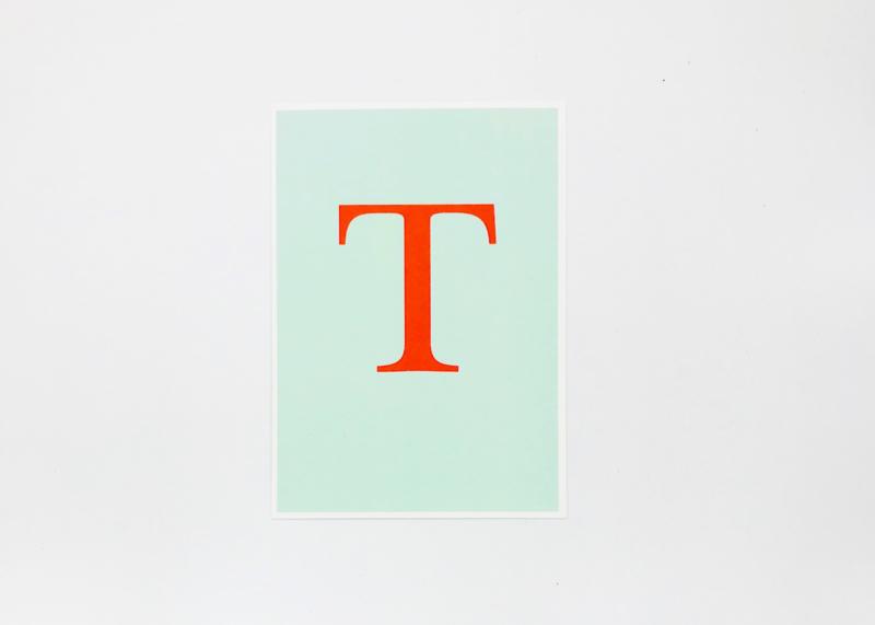 T card
