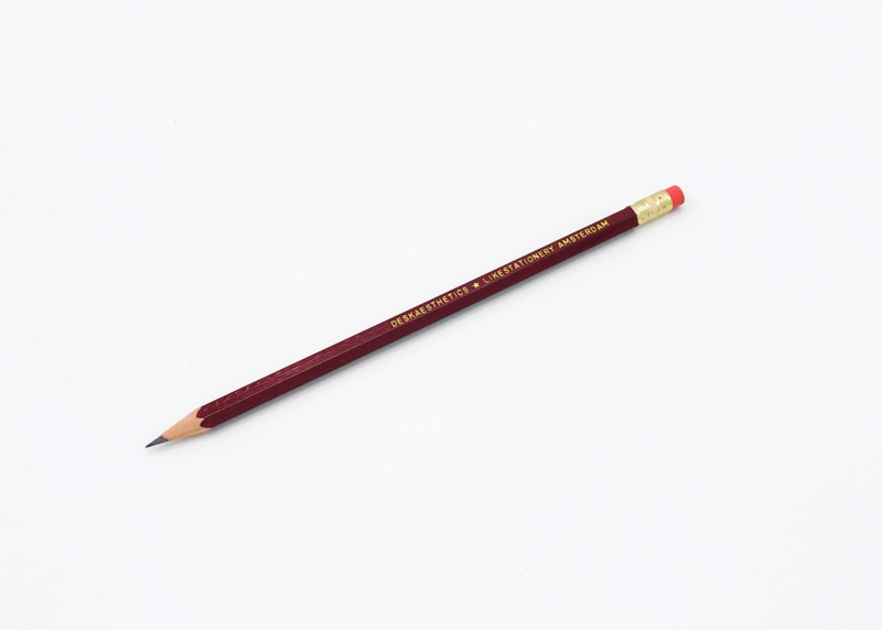 LS PENCIL BURGUNDY