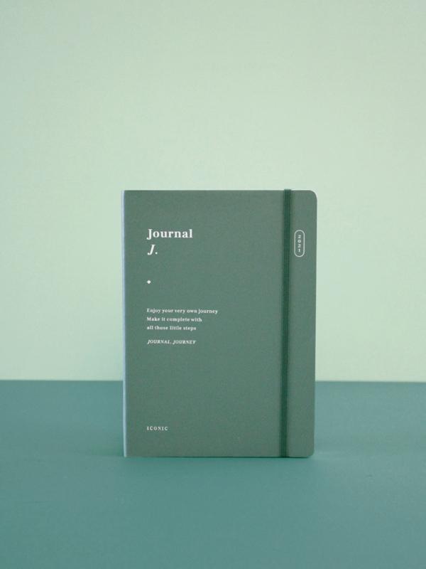 JOURNAL. J MOSS GREEN