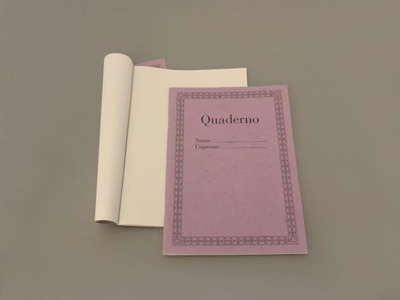 Quaderno Lilac