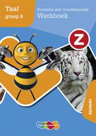 Z-taal Puzzelen met woordenschat Werkboek groep 8 (Ajodakt)