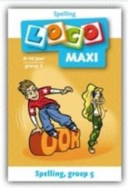 Maxi Loco Spelling groep 5