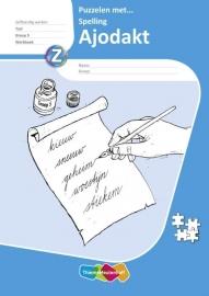 Ajodakt Taal - Puzzelen met spelling Werkboek groep 5