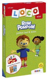Rompompom Loco mini pakket taal & lezen