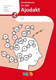 Ajodakt Hoofdrekenen tot 1.000 - Groep 5 Werkboek