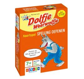 Dolfje Weerwolfje Kaartspel Spelling