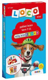 Loco Mini - Veilig leren lezen pakket kern 7-11