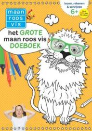 Maan Roos Vis - Het Grote Doeboek
