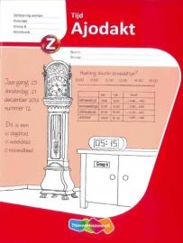 Ajodakt Rekenen Tijd groep 6 werkboek