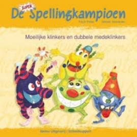 De Super Spellingkampioen - Klinkers en dubbele medeklinkers 9+