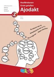 Ajodakt Rekenen Hoofdrekenen Werkboek groep 8