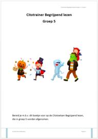 Citotrainer Begrijpend lezen Boekje 2 - Groep 5 (pdf-bestand)