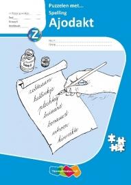 Ajodakt Taal - Puzzelen met spelling groep 6