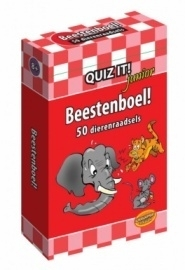 QUIZ IT junior- Beestenboel 8+