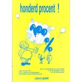 Ajodakt Honderd Procent Werkboek groep 7/8