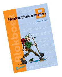 Blokboek Redactiesommen B - Groep 6
