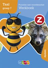 Z-taal Puzzelen met woordenschat Werkboek groep 7 (Ajodakt)
