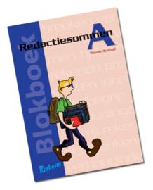 Blokboek Redactiesommen A - Groep 5