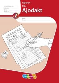 Ajodakt Rekenen Cijferen Mix Groep 7 Werkboek