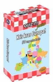 QUIZ IT junior - PUZZEL Europa!