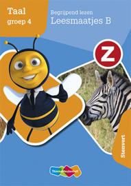 Z-Taal groep 4 – Begrijpend lezen, Leesmaatjes B - Stenvert