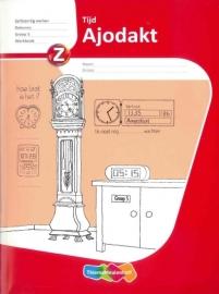 Ajodakt Rekenen Tijd groep 5 werkboek