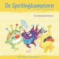 De Spellingkampioen - Eindmedeklinkers (-d/-t, -b/-p, -g/-ch, -ng/-nk)