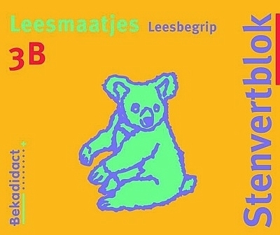 Stenvert Leesmaatjes 3B