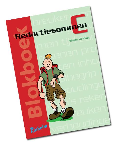 Blokboek Redactiesommen C - Groep 7