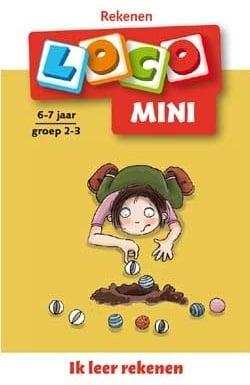 Ik leer rekenen - Mini Loco groep 2-3