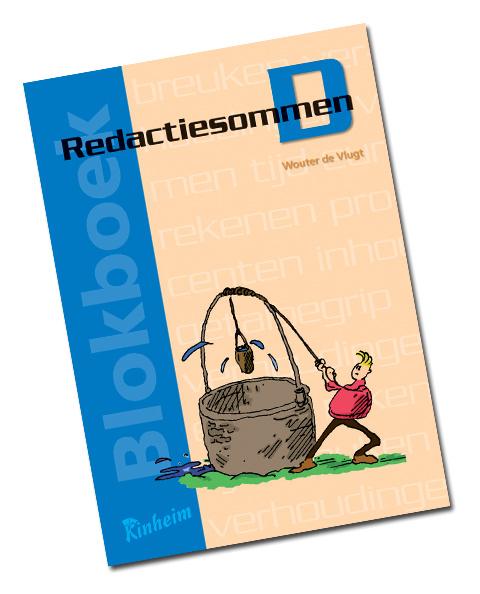 Blokboek Redactiesommen D - Groep 8