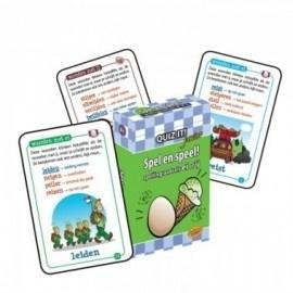 QUIZ IT junior - Spel en speel! Spellingraadsels ei of ij
