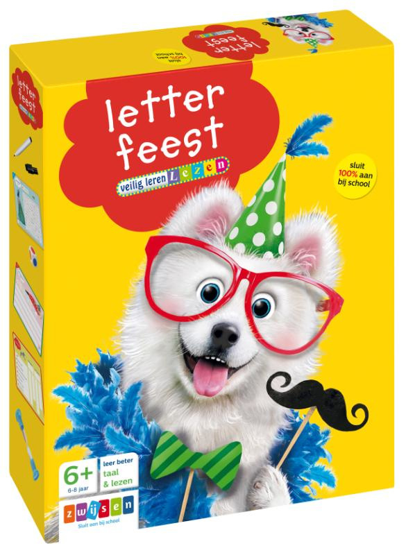 Letterfeest Veilig leren lezen