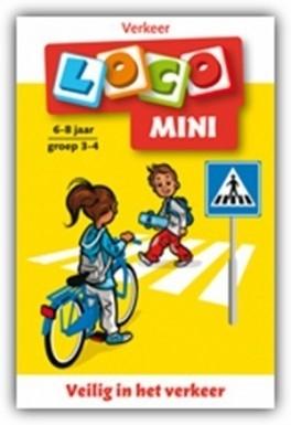 Mini Loco Veilig in het verkeer - groep 3/4