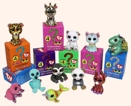 Mini Boo's collectibles serie 4 UITVERKOCHT