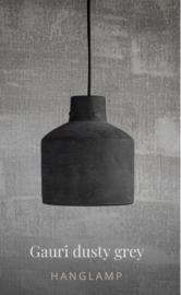 Hoffz hanglamp keramiek dusty Grey