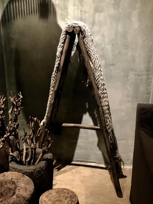 Hoffz klap decoratie ladder