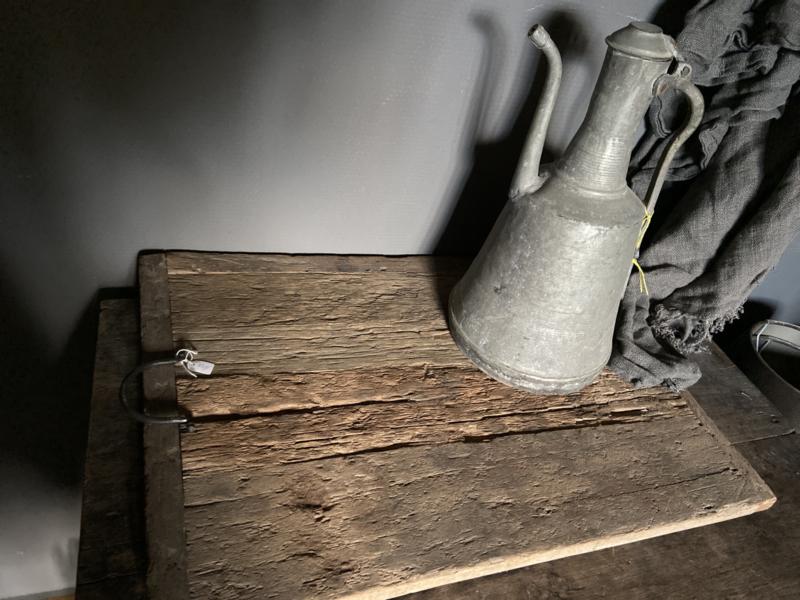 Dienblad oud hout