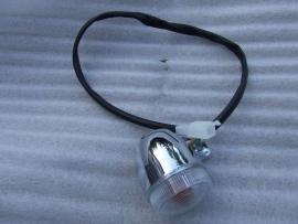 35 - Richtingaanwijzer / knipperlicht (HELDER) opbouw links (VAK B-9)