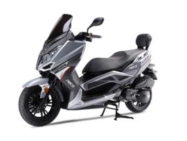 Neco Alexone - 125 cc. - Silver edition (Euro 4)