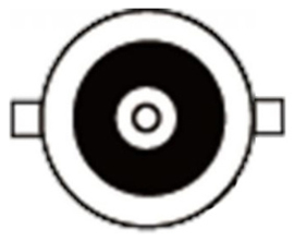 gloeilamp 12V 10W - BAJONET - richtingaanwijzer / knipperlicht (VAK B-76)