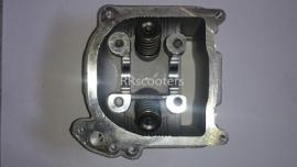 Cilinderkop MET SLS (compleet met KORTE 64mm. kleppen !!!) (VAK B-141)