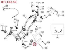 BTC Ceo 50 - motordrager - 1.10.15.B110.01301