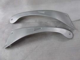 Aluminium side wings (hak / hiel platen) (VAK D-31)