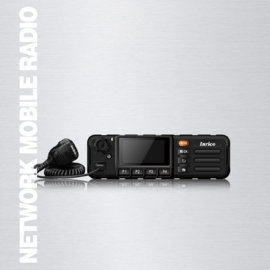 Inrico TM-7 PLUS (4G) / Mobiele Netwerk Radio (12V)