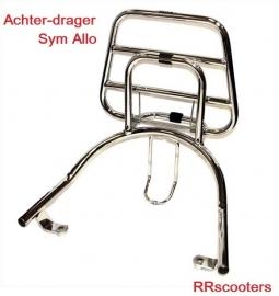 Sym Allo - Achterdrager (Type: 1 met klapdrager (91248)) - (VAK A)